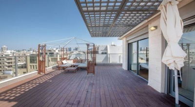 TEL AVIV, 4 Bedrooms Bedrooms, 5 Rooms Rooms,2 BathroomsBathrooms,Penthouse,SALE TEL AVIV,6,1102