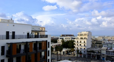 TEL AVIV, 2 Bedrooms Bedrooms, 3 Rooms Rooms,2 BathroomsBathrooms,Penthouse,SALE TEL AVIV,5,1105