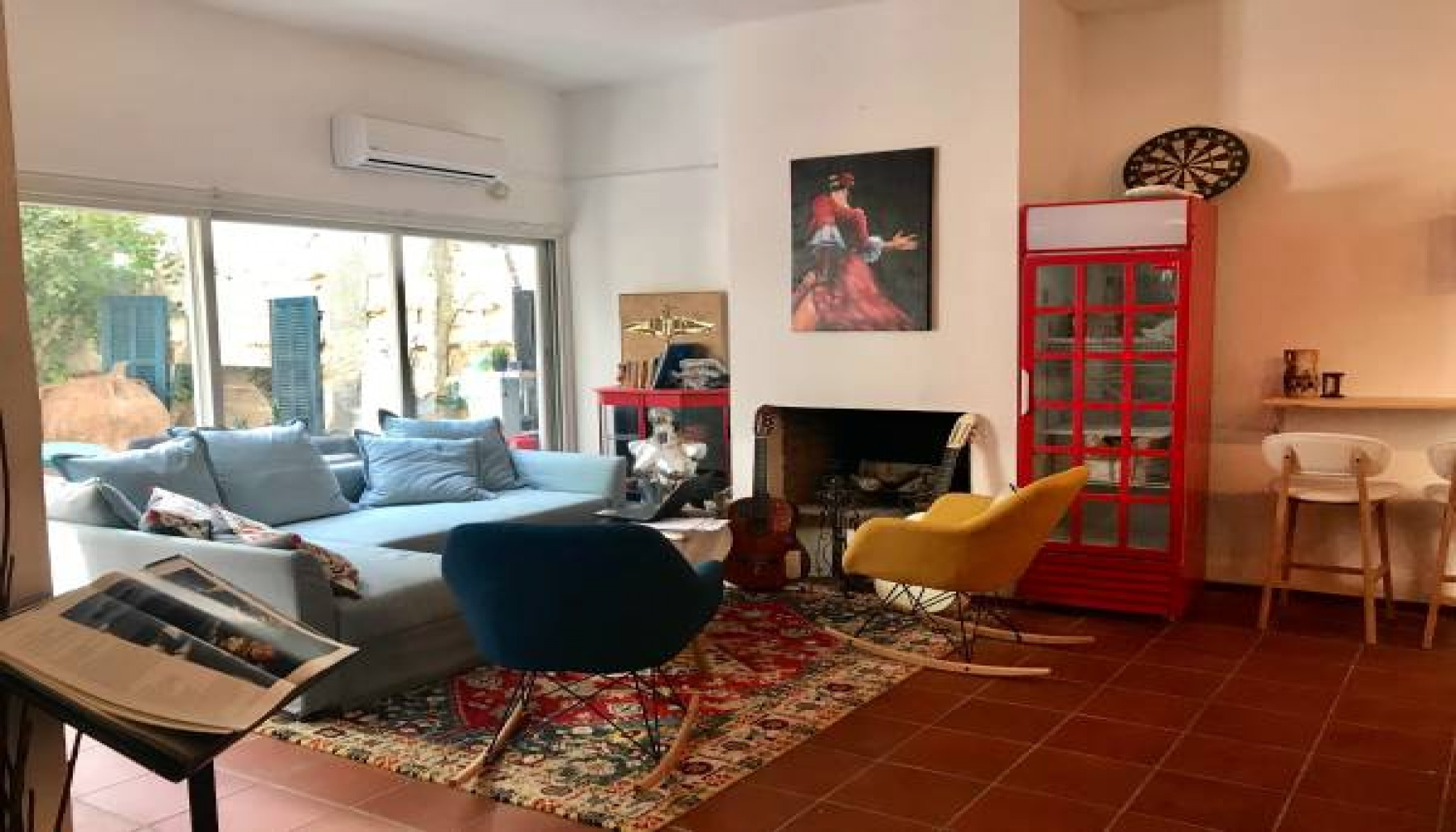 TEL AVIV, 5 Bedrooms Bedrooms, 6 Rooms Rooms,7 BathroomsBathrooms,Apartment,VAC TEL AVIV,1037