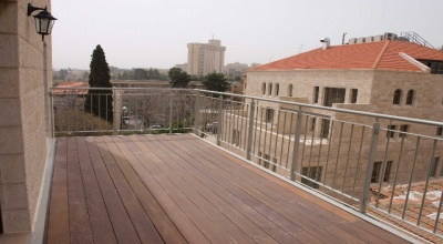 JERUSALEM, 2 Bedrooms Bedrooms, 3 Rooms Rooms,1 BathroomBathrooms,Apartment,VAC JERUSALEM,1071