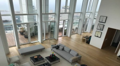 TEL AVIV, 4 Bedrooms Bedrooms, 7 Rooms Rooms,3.5 BathroomsBathrooms,Penthouse,SALE TEL AVIV,38,1088